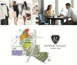 Gateway Village Brochure