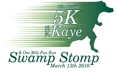 Swamp Stomp March 13, 2016 – Race Results!!