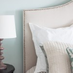DIY Farmhouse Style Lamp