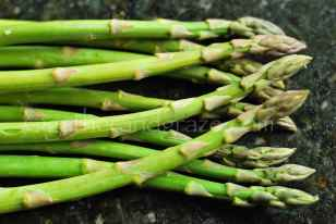 Asparagus Spears for Smoked Salmon Salad | Gather and Graze | for The Dinner Party Collective