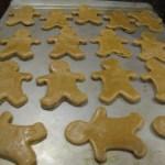 Gingerbread Boy Cookies: Grandma Dobberfuhl's Recipe