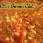 Olive Garden Chili