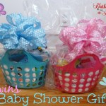 Handmade Personalized Baby Shower Gifts