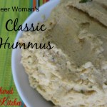 The Pioneer Woman's Classic Hummus Recipe