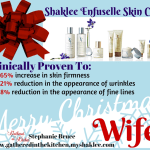 Gifts For Your Wife – Shaklee Enfuselle Skin Care