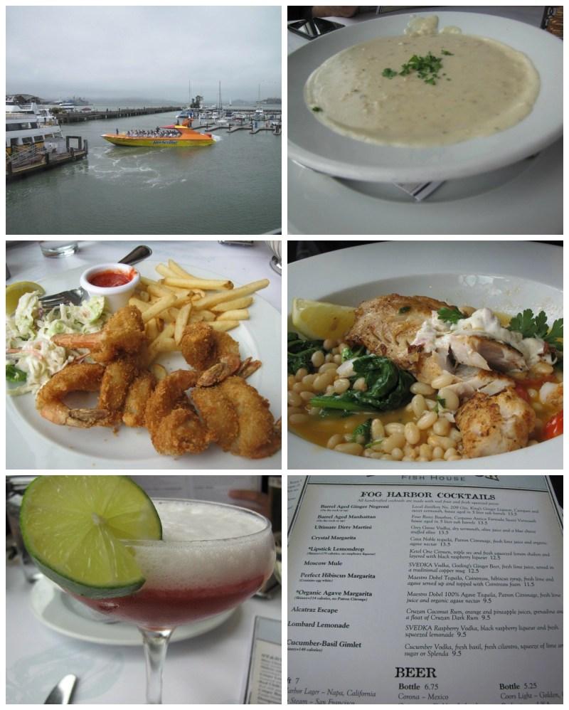 fishermans wharf restaurant