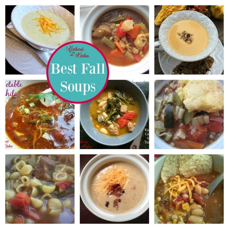 Best Fall Soups