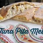 Tuna Pita Melt