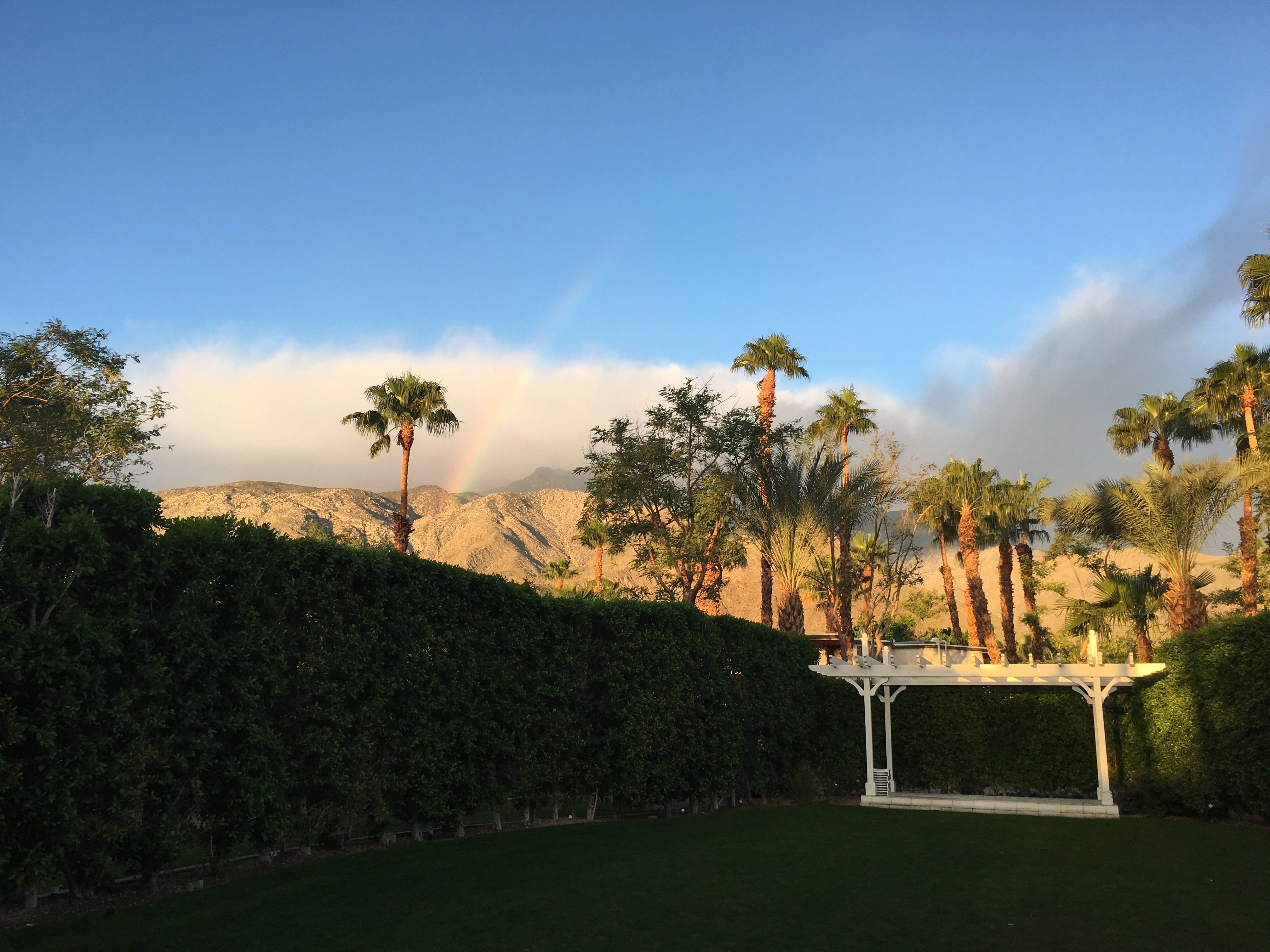 Palm Springs, CA: Shaklee's Chairman's Retreat