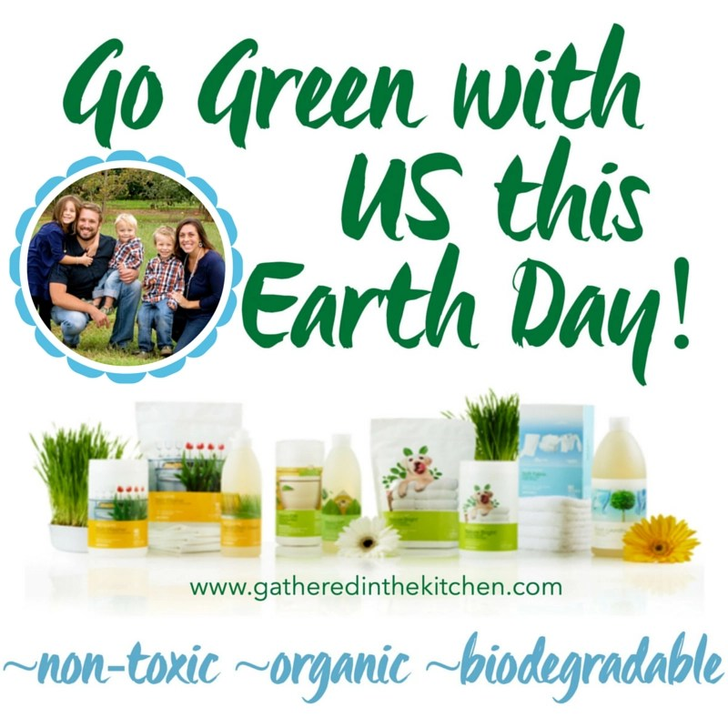 Go Green with US this Earth Day! - image