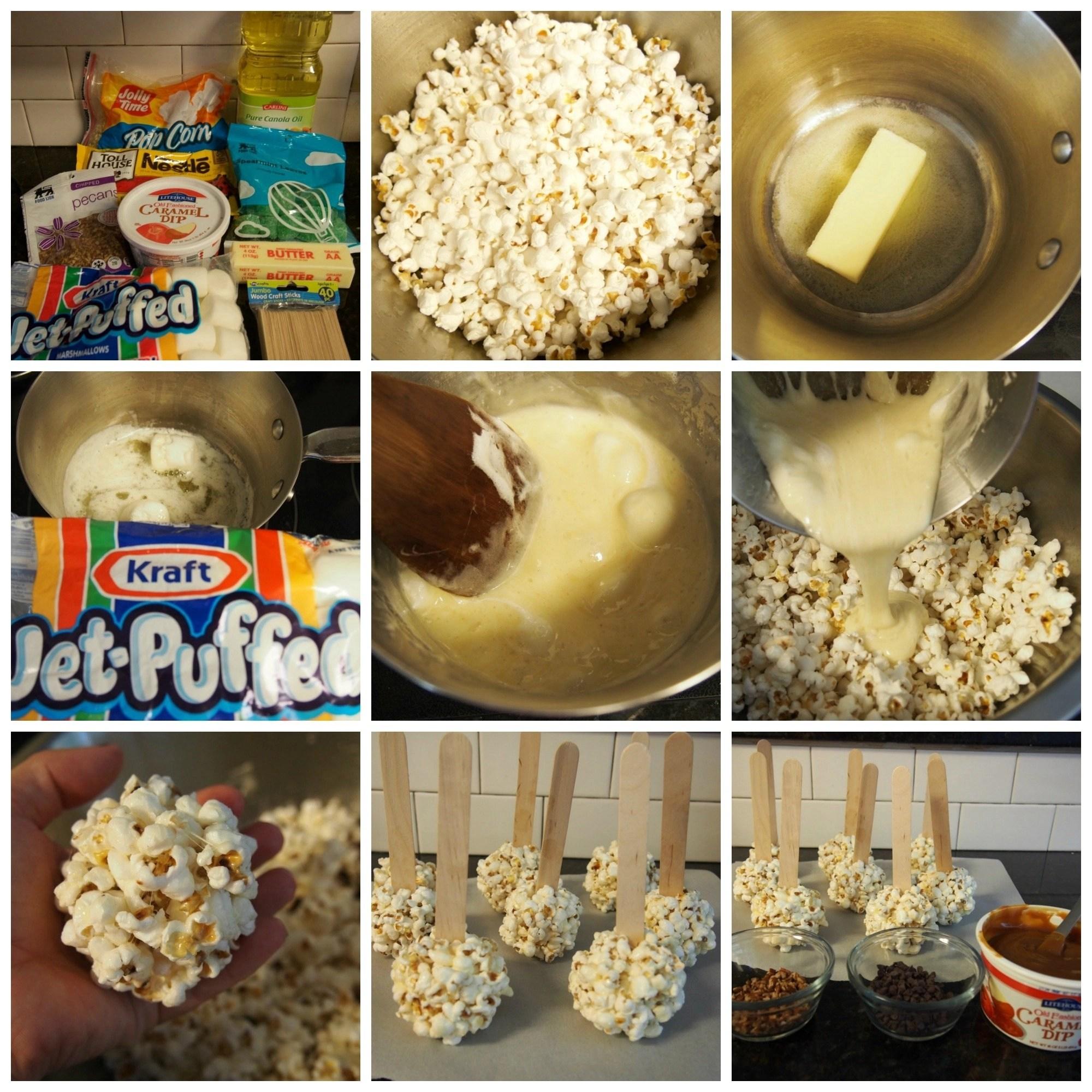 popcorn-caramel-balls