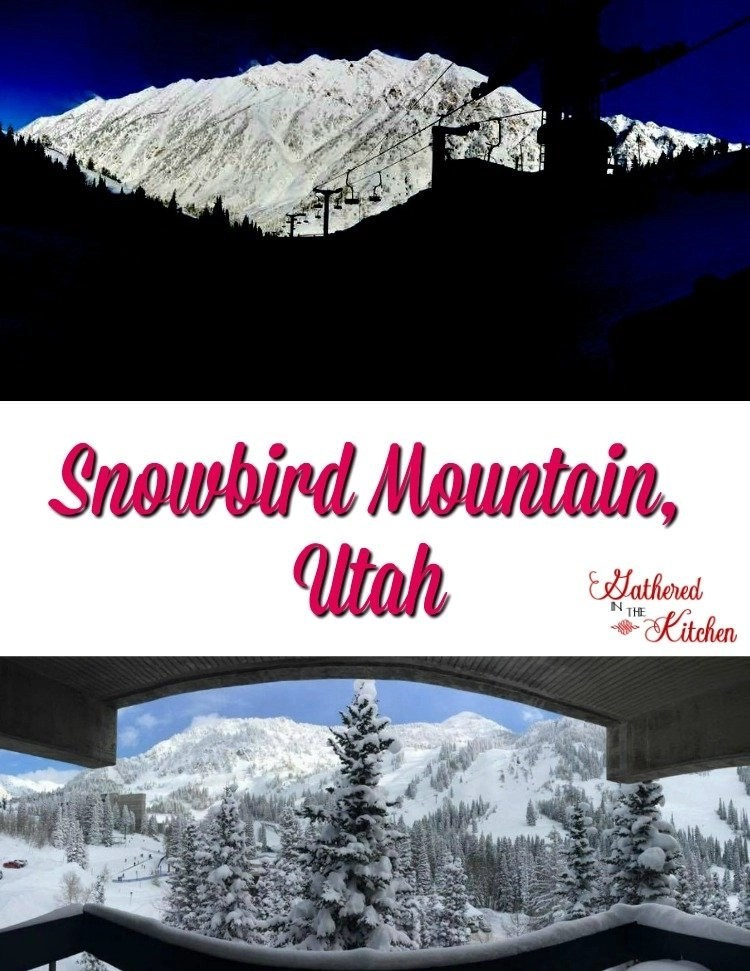 Snowbird Mountain, Utah