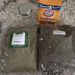 Homemade Natural Carpet Powder