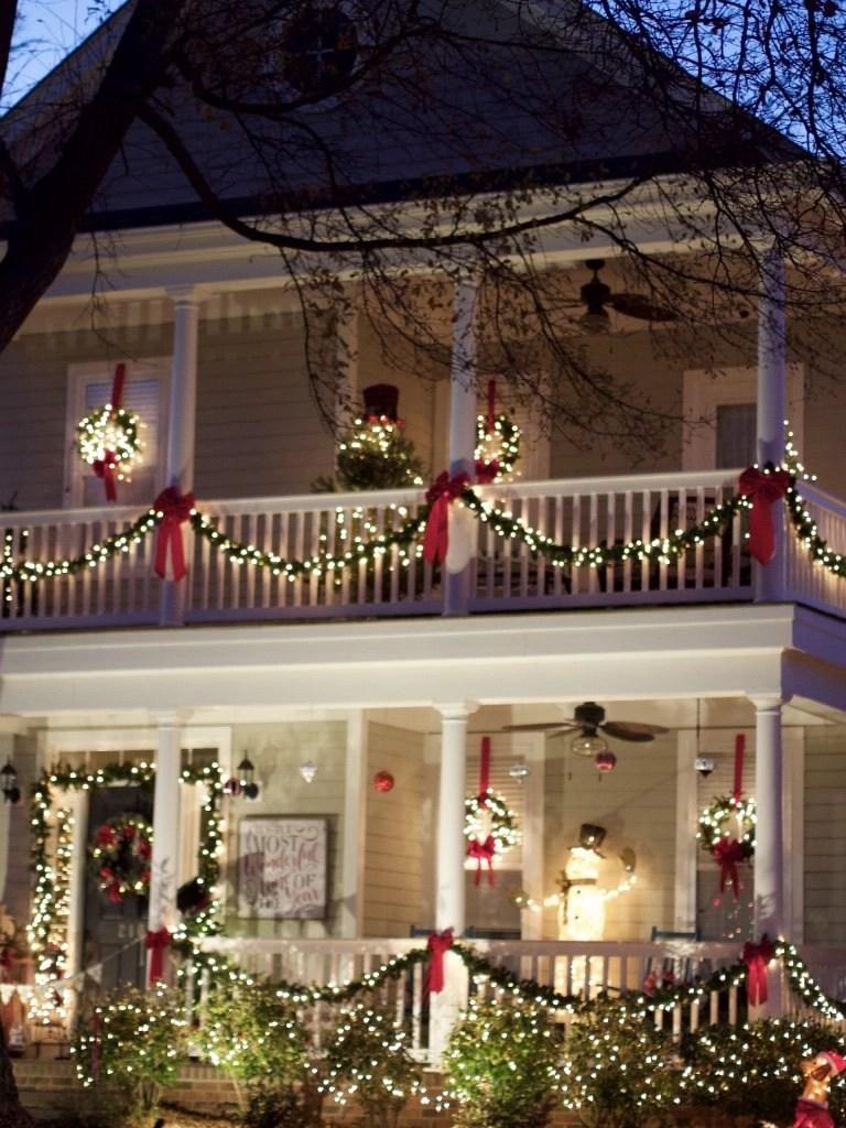 Christmas Town USA, McAdenville, NC