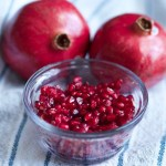 How To Cut A Pomegranate – Video Tutorial