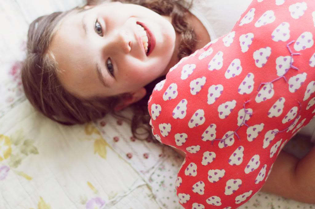 kids that sew {3 easy cushions to make}
