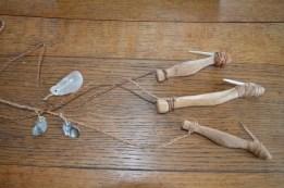 Education kits- Trolling hooks for UW Botanic Garden kits