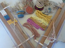 Fibers dye collected works