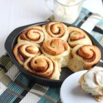 Perfectly Sweet Cinnamon Rolls