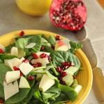 Poppin' Pomegranante Salad