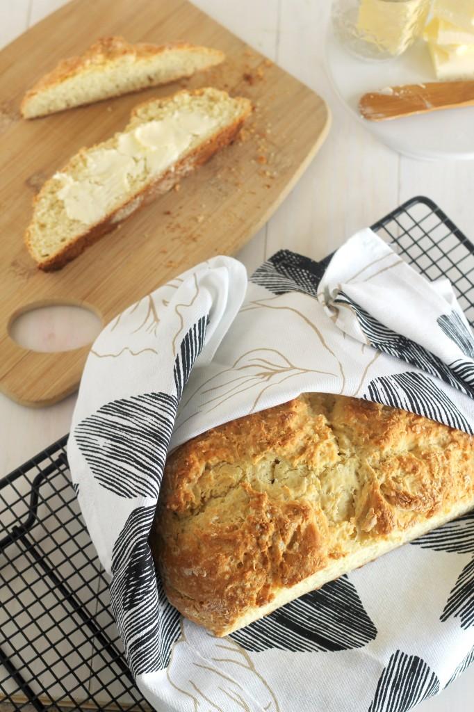 Irish Skillet Soda Bread
