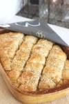 Italian Herb Oatmeal Pan Bread