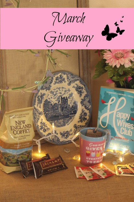 March Giveaway @ Carmel Moments Enter here: https://gatherforbread.com/book-review-and-a-giveaway/