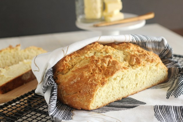 Skillet Irish Soda Bread | Carmel Moments