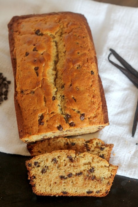 Chocolate and Vanilla Lovers Bread
