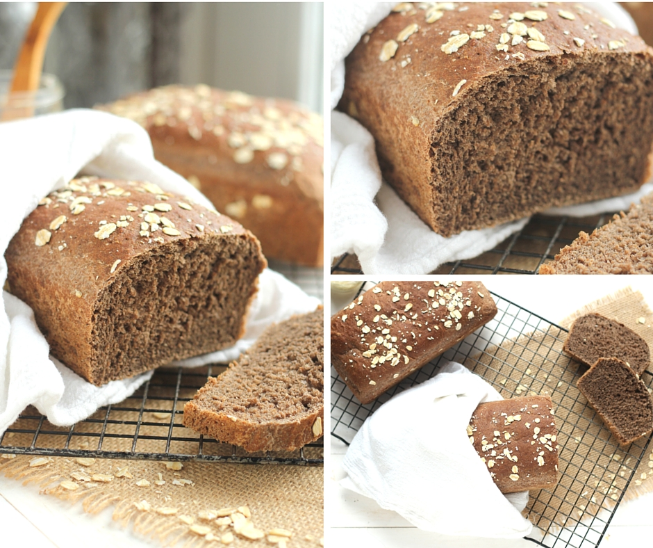 Outback Honey Whole Wheat Bread - A copycat recipe for this famous steakhouse bread. Slathered with butter, it's a dream come true!