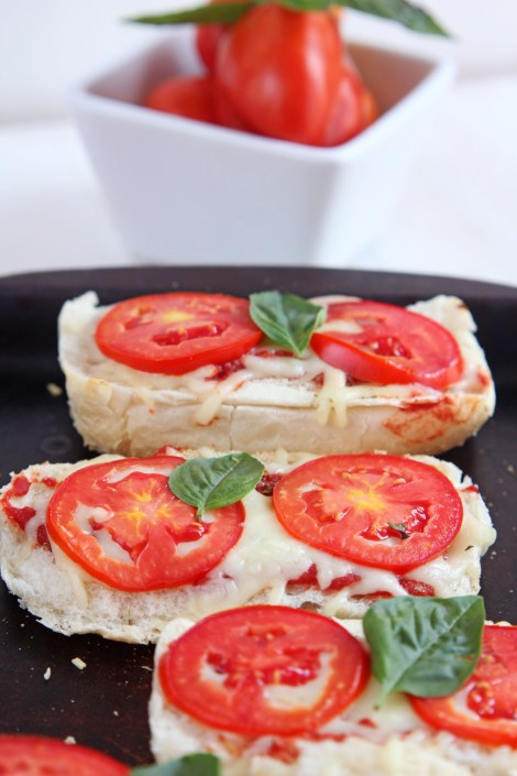 Margherita French Bread Pizza