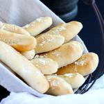 Soft Italian Breadsticks