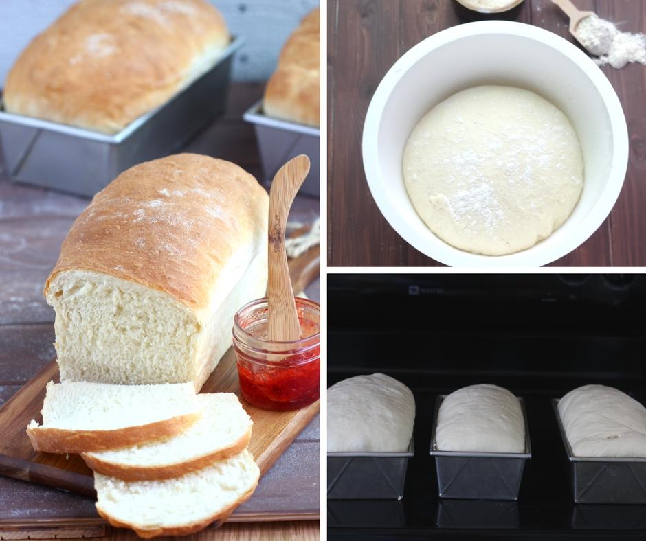 Farmhouse Sandwich Bread