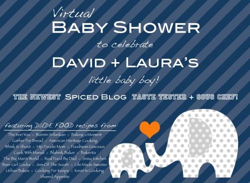 DavidVirtualShower