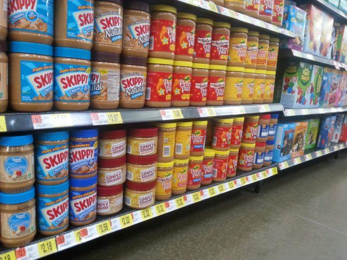 Simply Ground Peter Pan Peanut Butter