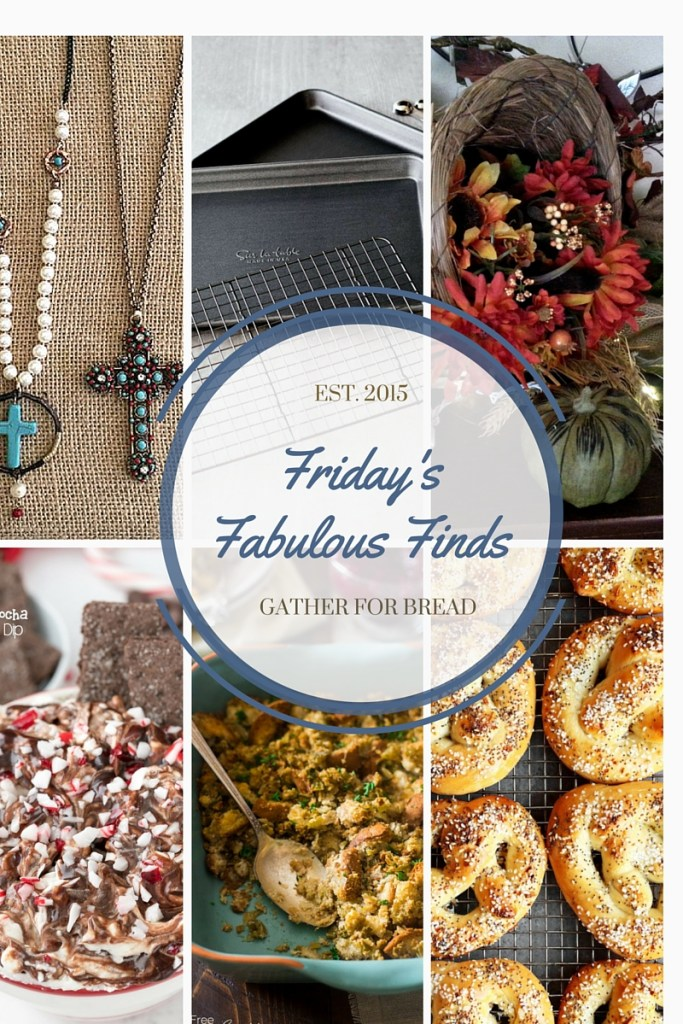 Copy of Friday's Fabulous Finds Week #8