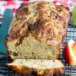 Homemade Apple Cinnamon Quick Bread