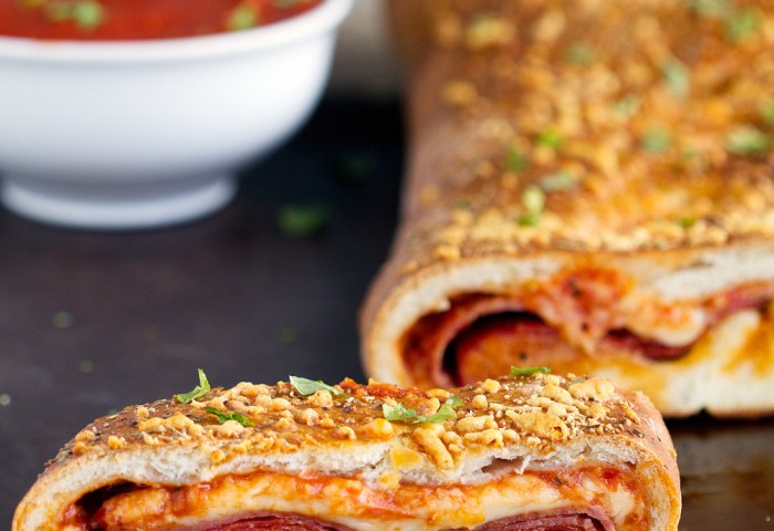 How To Make Stromboli Gather For Bread