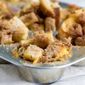 French Toast Muffin Cups - Best recipe here for Easy French Toast Casserole now in muffin cup form. Bake and grab, perfect for kids, breakfast or brunch favorite.