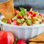 Apple Berry Salsa