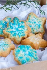 Merry Christmas Sugar Cookies