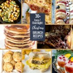 Easy Made Ahead Christmas Brunch Recipes