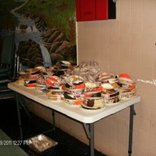 No shortage of dessert at the N.O. Mission1