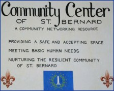 Community Center of St. Bernard