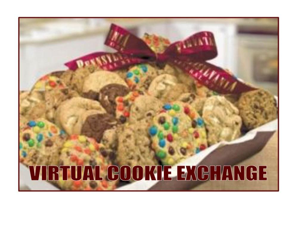 Virtual Cookie Exchange