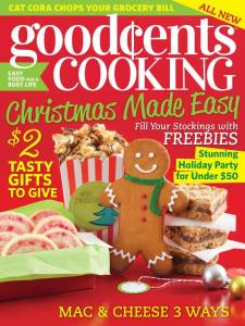 good cents cooking mag