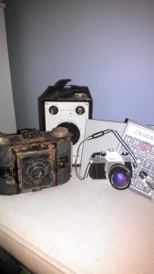 Birthday cameras