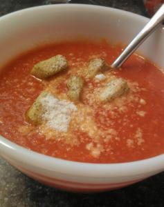 fresh tomato soup 2
