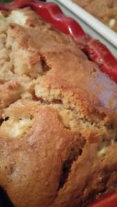 lighter apple bread