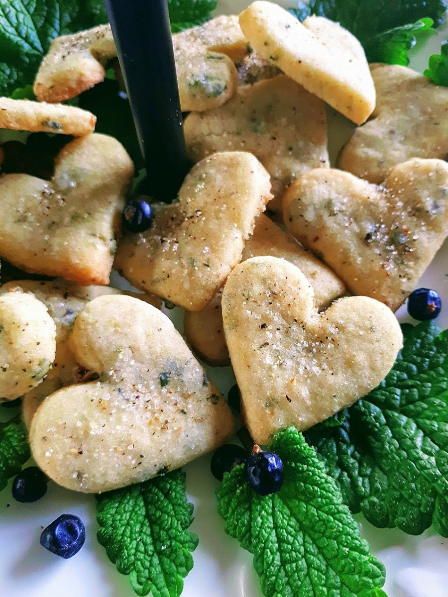 Lemon Balm & Juniper Berry Sugar Cookies: A Gather Diary Sneak Peek